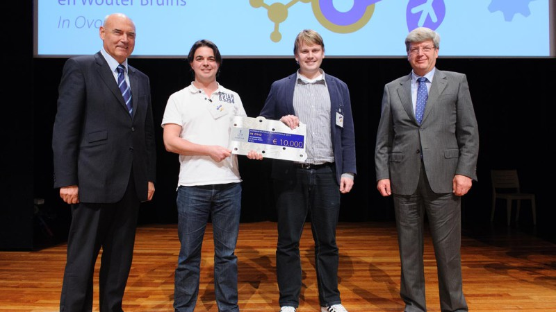 In Ovo won the Herman Wijffels Innovation Award