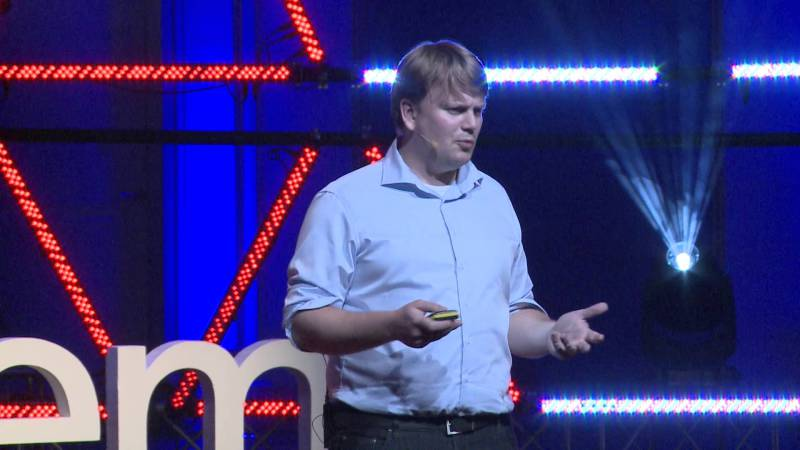 Wouter Bruins at TEDxHaarlem