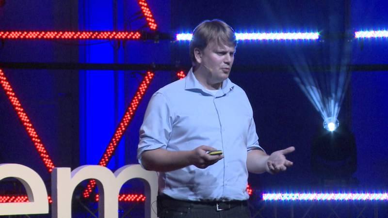 Wouter Bruins at TEDxHaarlem